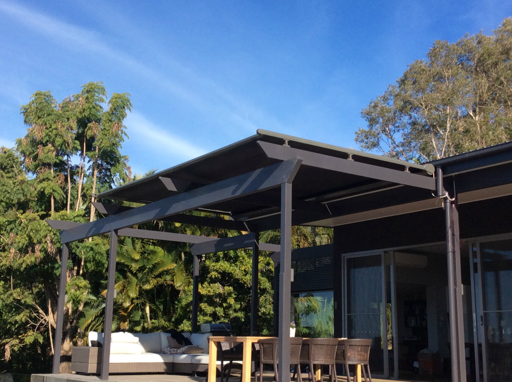 Sundream Awning Coorabell, Byron Bay
