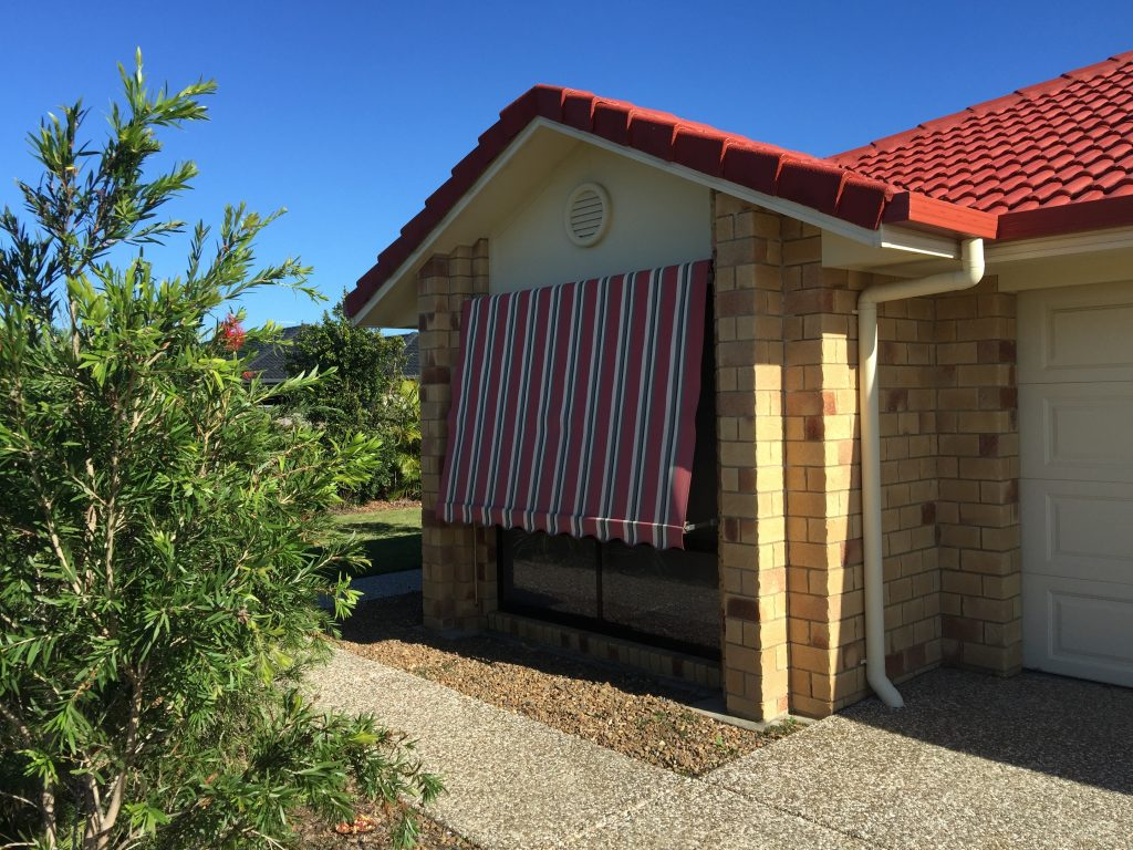 Automatic Guide Arm Awning Ballina