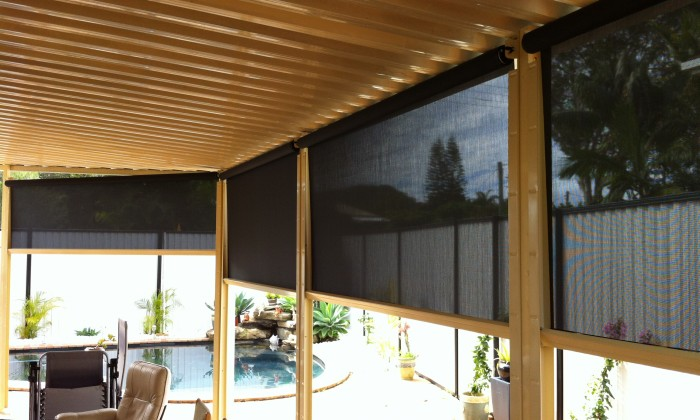 Side Channel Awnings Creativeblinds