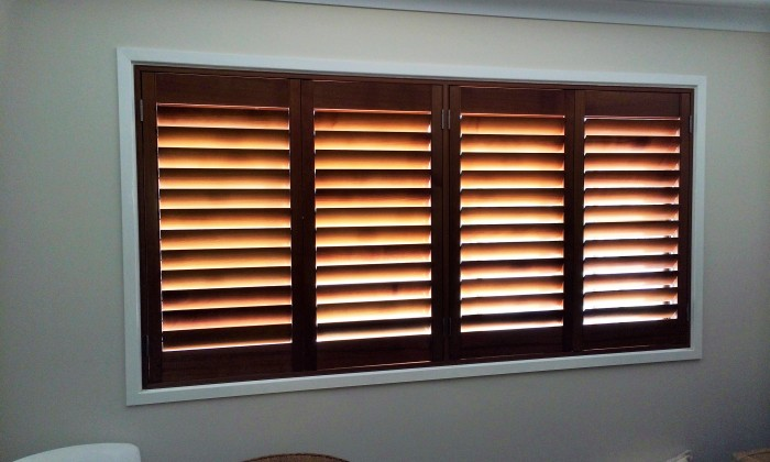 Timber Plantation Shutters