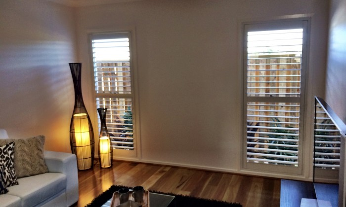 Fixed Plantation Shutters