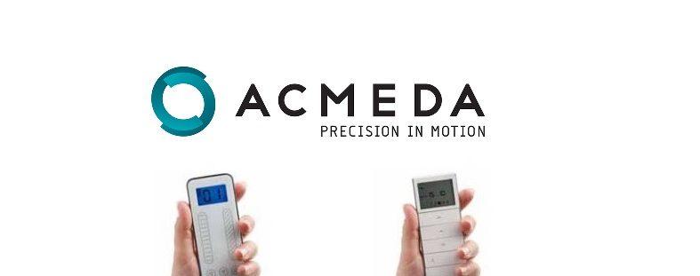 Acmeda Remote Controls