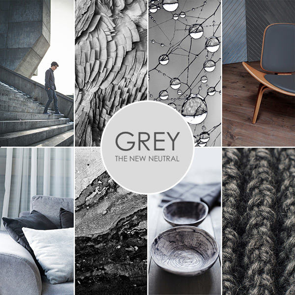 Grey, The New Neutral