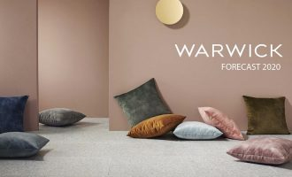 WARWICK – New Drapery Collections 2020