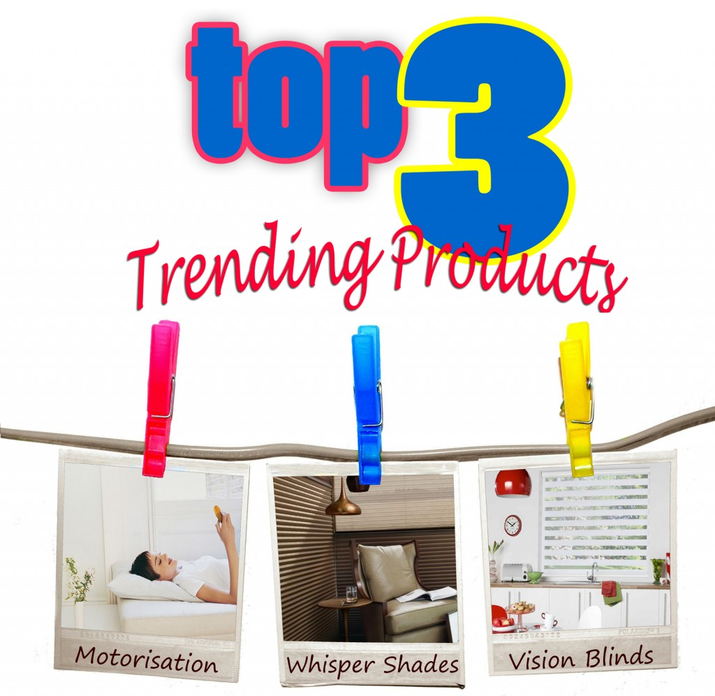 Top 3 Trending Products